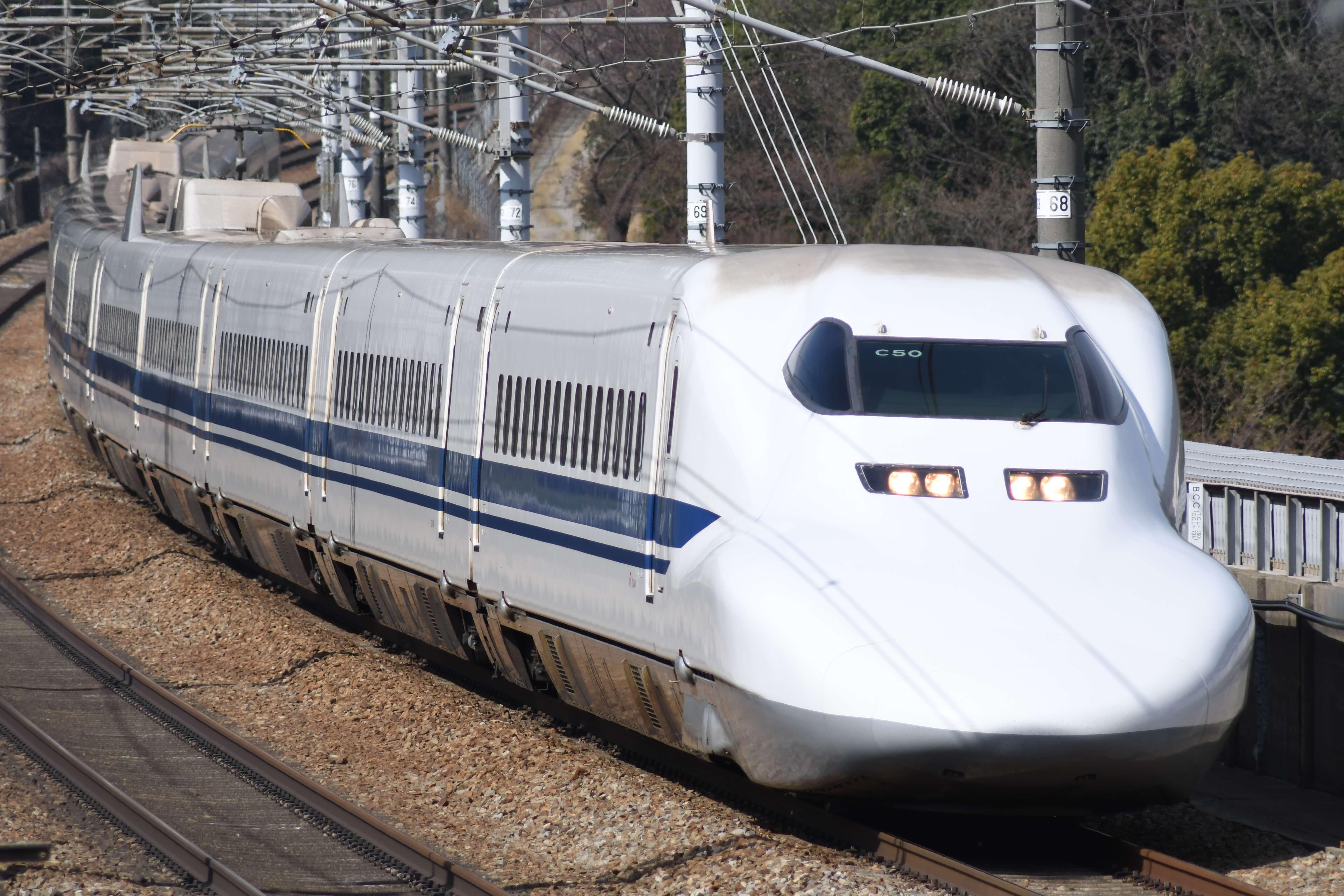 新幹線「こだま」の画像